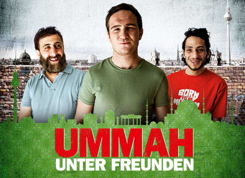Ummah Film Grafik Design Affaire Populaire Berlin