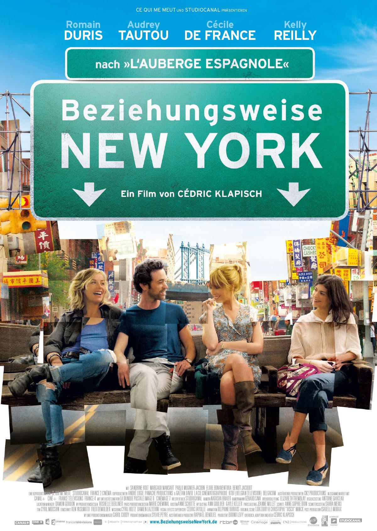 Beziehungsweise New York Film Studiocanal