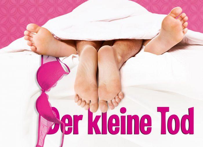 Affaire Populaire Film Plakat Grafik Der Kleine Tod