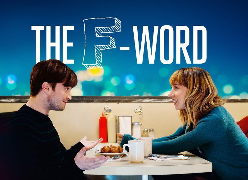 Affaire Populaire Grafik Design Filmplakat the F-Word