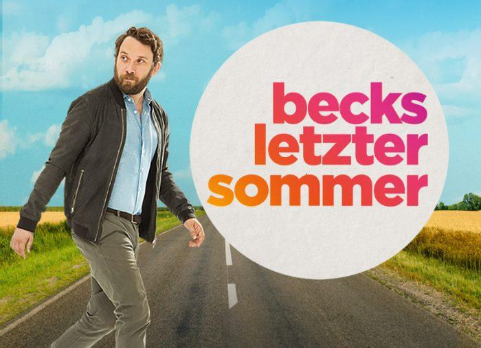 Affaire Populaire Grafik Design Filmplakat Becks Letzter Sommer