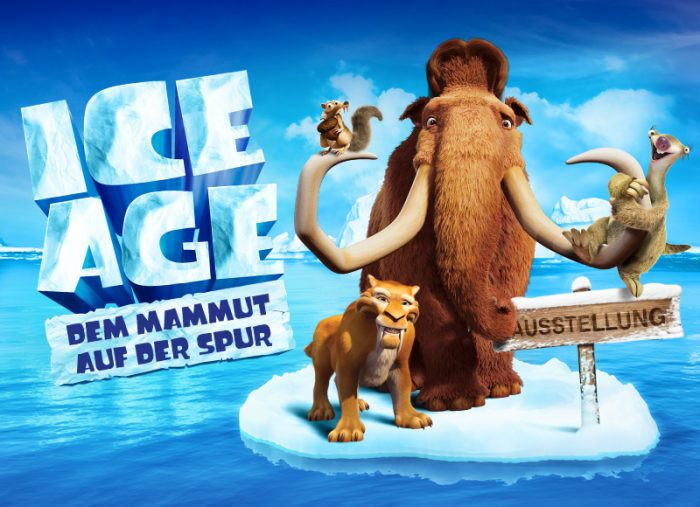 Ice Age Affaire Populaire Plakat