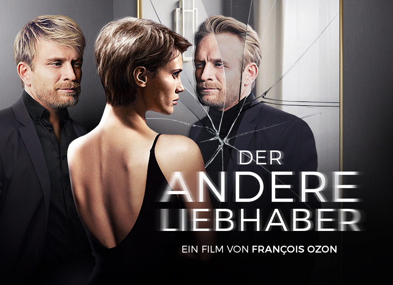 Der Andere Liebhaber Weltkino Francios Ozon Film Plakat Movie Artwork Poster L'amant Double