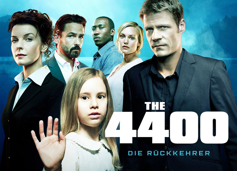 Affaire Populaire The 4400 TV Serie Blu-ray Koch Media