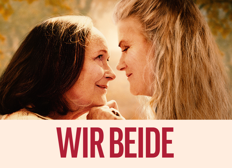 Wir Beide Affaire Populaire Weltkino Film Movie Plakat Poster Grafik Design Berlin